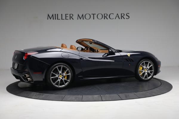 Used 2010 Ferrari California for sale Sold at Alfa Romeo of Greenwich in Greenwich CT 06830 8