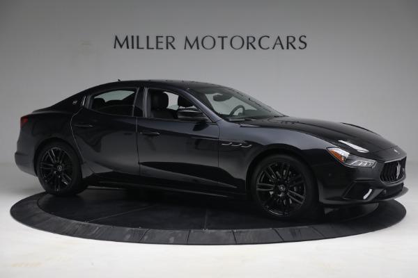 New 2021 Maserati Ghibli SQ4 for sale $92,894 at Alfa Romeo of Greenwich in Greenwich CT 06830 10
