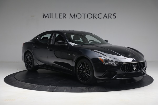 New 2021 Maserati Ghibli SQ4 for sale $92,894 at Alfa Romeo of Greenwich in Greenwich CT 06830 11