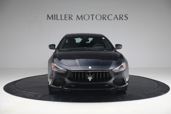 New 2021 Maserati Ghibli SQ4 for sale $92,894 at Alfa Romeo of Greenwich in Greenwich CT 06830 12