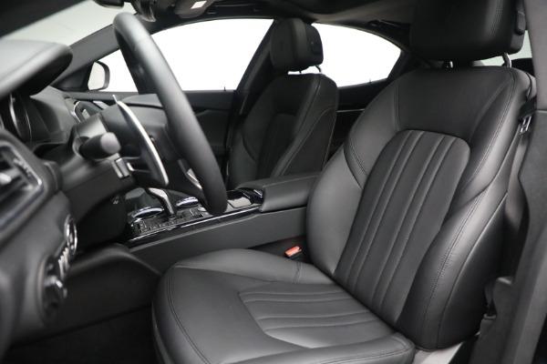 New 2021 Maserati Ghibli SQ4 for sale $92,894 at Alfa Romeo of Greenwich in Greenwich CT 06830 15