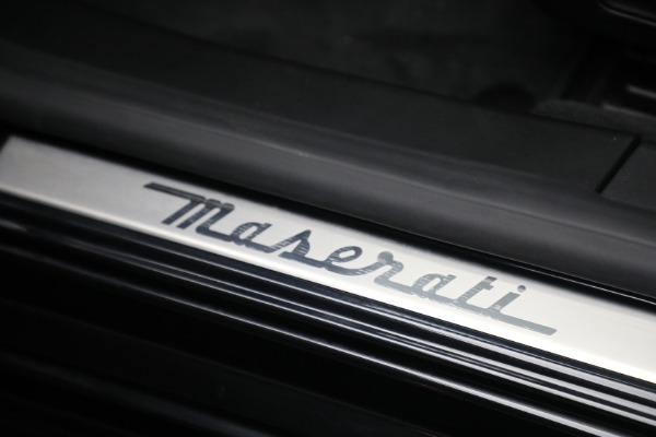 New 2021 Maserati Ghibli SQ4 for sale $92,894 at Alfa Romeo of Greenwich in Greenwich CT 06830 20