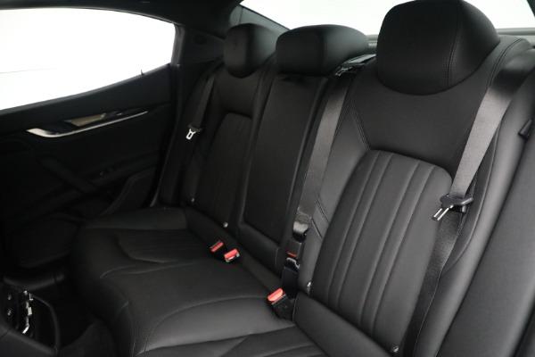 New 2021 Maserati Ghibli SQ4 for sale $92,894 at Alfa Romeo of Greenwich in Greenwich CT 06830 22