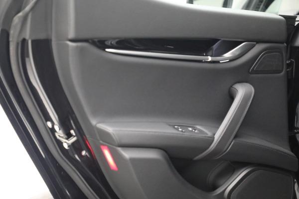 New 2021 Maserati Ghibli SQ4 for sale $92,894 at Alfa Romeo of Greenwich in Greenwich CT 06830 24