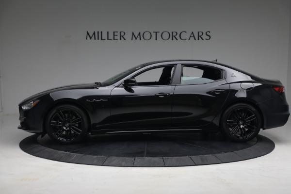 New 2021 Maserati Ghibli SQ4 for sale $92,894 at Alfa Romeo of Greenwich in Greenwich CT 06830 3