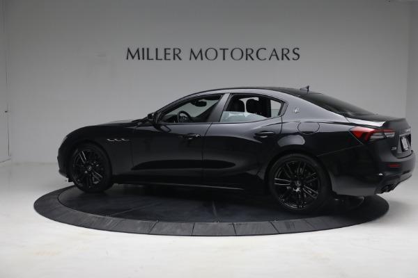 New 2021 Maserati Ghibli SQ4 for sale $92,894 at Alfa Romeo of Greenwich in Greenwich CT 06830 4