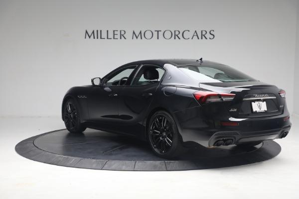 New 2021 Maserati Ghibli SQ4 for sale $92,894 at Alfa Romeo of Greenwich in Greenwich CT 06830 5