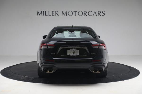 New 2021 Maserati Ghibli SQ4 for sale $92,894 at Alfa Romeo of Greenwich in Greenwich CT 06830 6