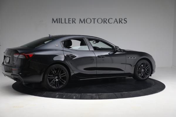 New 2021 Maserati Ghibli SQ4 for sale $92,894 at Alfa Romeo of Greenwich in Greenwich CT 06830 8