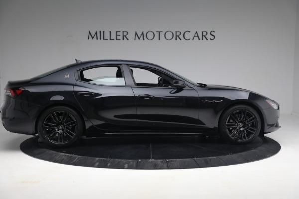 New 2021 Maserati Ghibli SQ4 for sale $92,894 at Alfa Romeo of Greenwich in Greenwich CT 06830 9