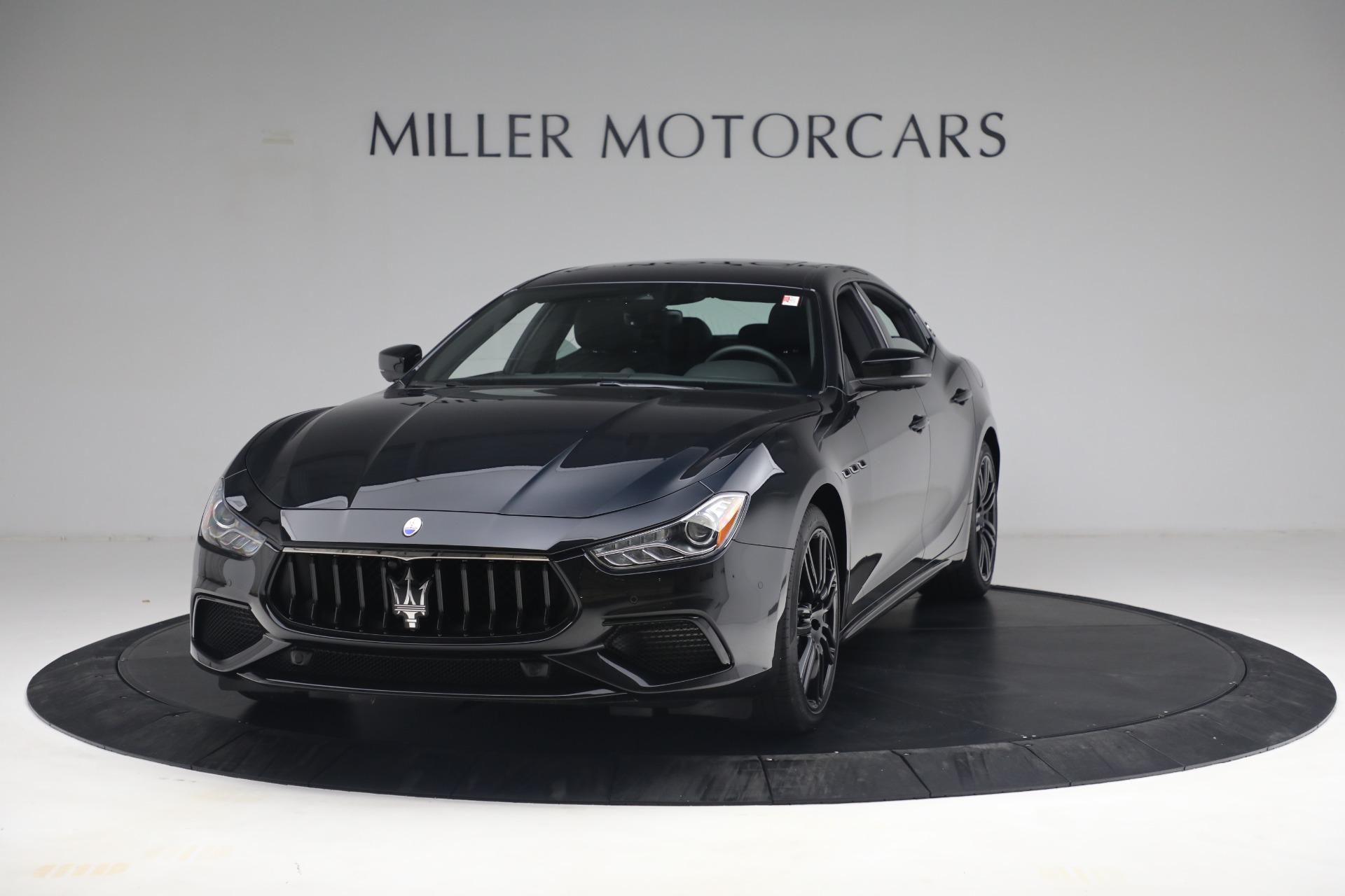 New 2021 Maserati Ghibli SQ4 for sale $92,894 at Alfa Romeo of Greenwich in Greenwich CT 06830 1