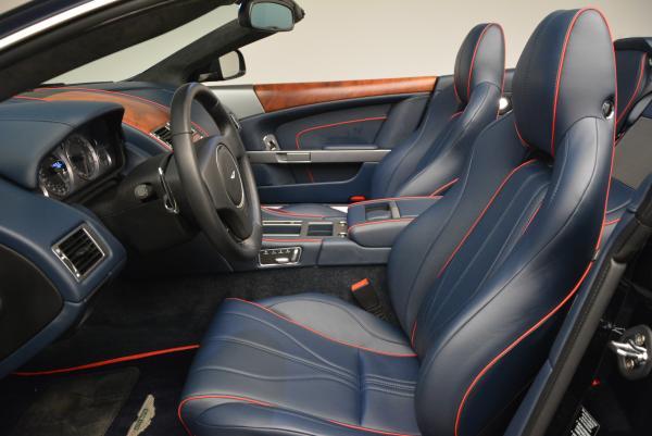 Used 2014 Aston Martin DB9 Volante for sale Sold at Alfa Romeo of Greenwich in Greenwich CT 06830 13