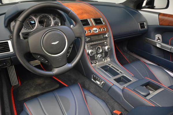 Used 2014 Aston Martin DB9 Volante for sale Sold at Alfa Romeo of Greenwich in Greenwich CT 06830 14