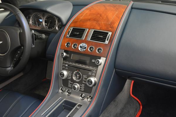 Used 2014 Aston Martin DB9 Volante for sale Sold at Alfa Romeo of Greenwich in Greenwich CT 06830 19