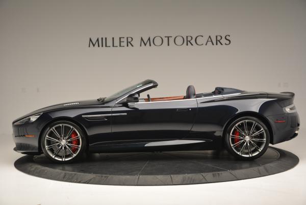 Used 2014 Aston Martin DB9 Volante for sale Sold at Alfa Romeo of Greenwich in Greenwich CT 06830 3