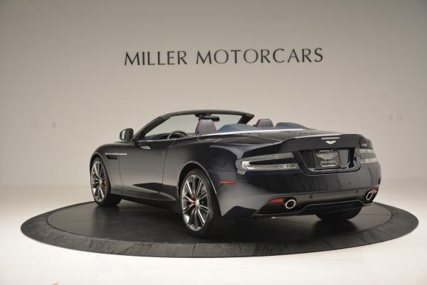 Used 2014 Aston Martin DB9 Volante for sale Sold at Alfa Romeo of Greenwich in Greenwich CT 06830 5