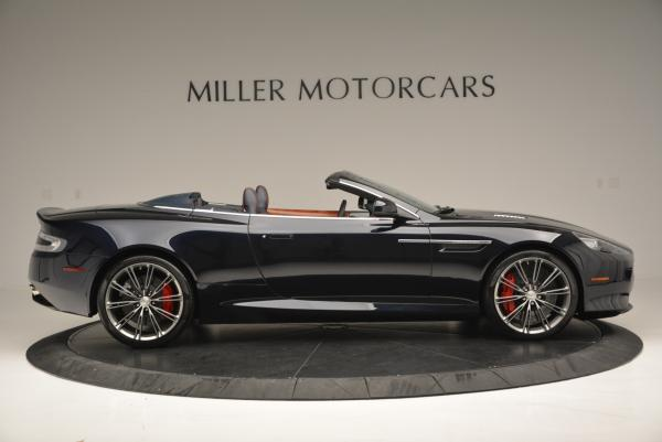 Used 2014 Aston Martin DB9 Volante for sale Sold at Alfa Romeo of Greenwich in Greenwich CT 06830 9
