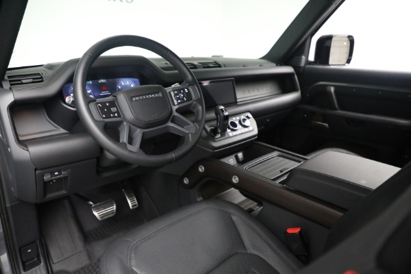 Used 2021 Land Rover Defender 90 X for sale Call for price at Alfa Romeo of Greenwich in Greenwich CT 06830 10