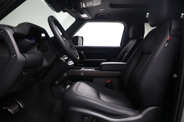 Used 2021 Land Rover Defender 90 X for sale Call for price at Alfa Romeo of Greenwich in Greenwich CT 06830 11