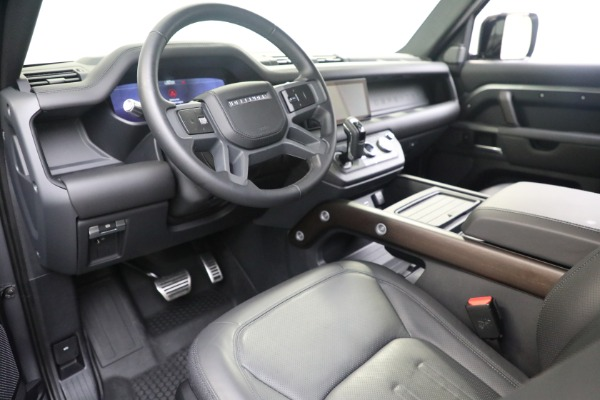Used 2021 Land Rover Defender 90 X for sale Call for price at Alfa Romeo of Greenwich in Greenwich CT 06830 14