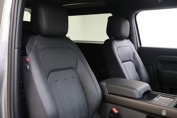 Used 2021 Land Rover Defender 90 X for sale Call for price at Alfa Romeo of Greenwich in Greenwich CT 06830 16