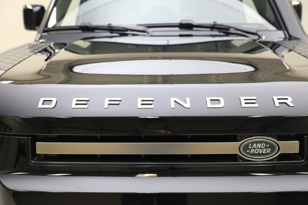 Used 2021 Land Rover Defender 90 X for sale Call for price at Alfa Romeo of Greenwich in Greenwich CT 06830 23
