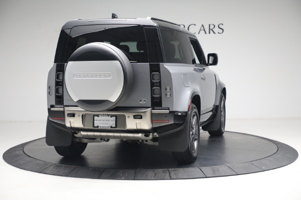 Used 2021 Land Rover Defender 90 X for sale Call for price at Alfa Romeo of Greenwich in Greenwich CT 06830 5