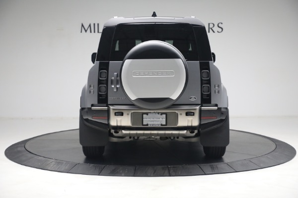 Used 2021 Land Rover Defender 90 X for sale Call for price at Alfa Romeo of Greenwich in Greenwich CT 06830 9