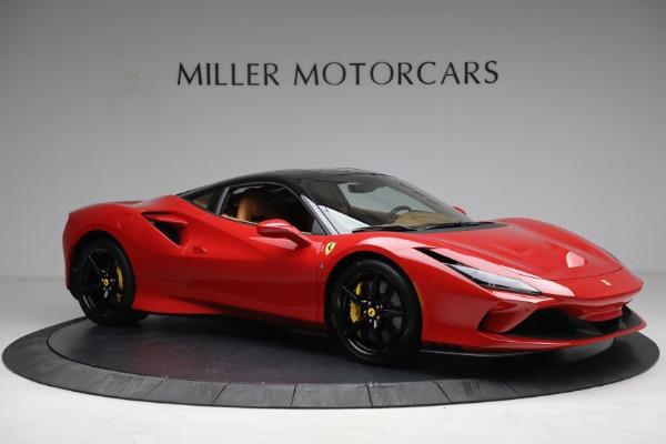Used 2021 Ferrari F8 Tributo for sale Call for price at Alfa Romeo of Greenwich in Greenwich CT 06830 10
