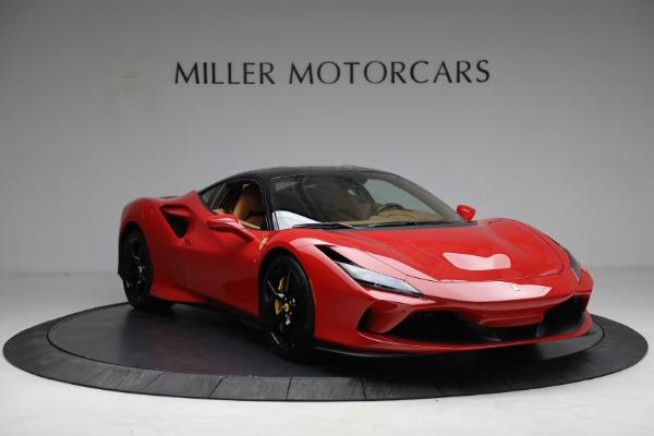 Used 2021 Ferrari F8 Tributo for sale Call for price at Alfa Romeo of Greenwich in Greenwich CT 06830 11