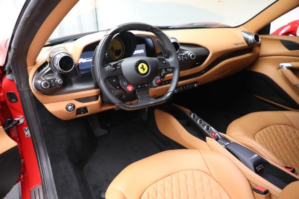 Used 2021 Ferrari F8 Tributo for sale Call for price at Alfa Romeo of Greenwich in Greenwich CT 06830 13