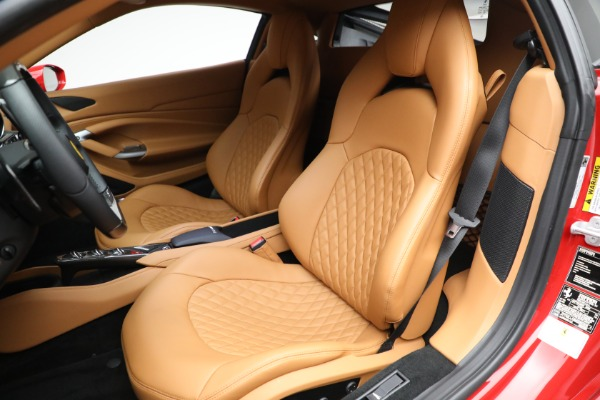 Used 2021 Ferrari F8 Tributo for sale Call for price at Alfa Romeo of Greenwich in Greenwich CT 06830 15