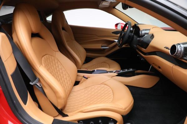 Used 2021 Ferrari F8 Tributo for sale Call for price at Alfa Romeo of Greenwich in Greenwich CT 06830 18