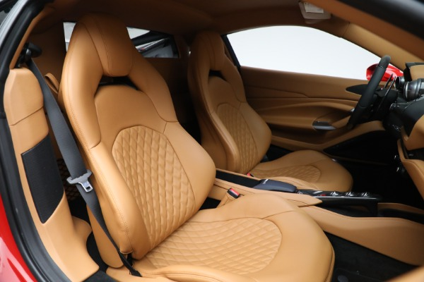 Used 2021 Ferrari F8 Tributo for sale Call for price at Alfa Romeo of Greenwich in Greenwich CT 06830 19