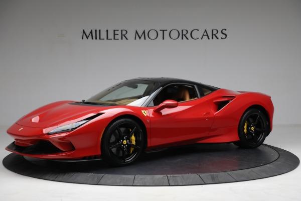 Used 2021 Ferrari F8 Tributo for sale Call for price at Alfa Romeo of Greenwich in Greenwich CT 06830 2