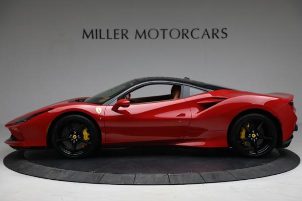 Used 2021 Ferrari F8 Tributo for sale Call for price at Alfa Romeo of Greenwich in Greenwich CT 06830 3