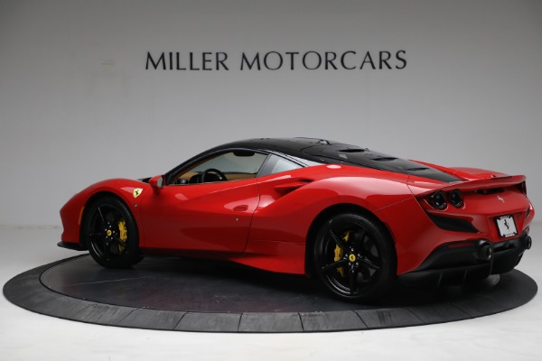 Used 2021 Ferrari F8 Tributo for sale Call for price at Alfa Romeo of Greenwich in Greenwich CT 06830 4