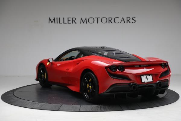 Used 2021 Ferrari F8 Tributo for sale Call for price at Alfa Romeo of Greenwich in Greenwich CT 06830 5