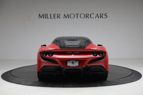 Used 2021 Ferrari F8 Tributo for sale Call for price at Alfa Romeo of Greenwich in Greenwich CT 06830 6