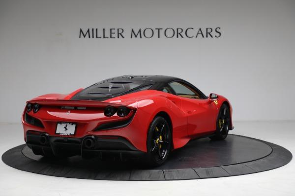 Used 2021 Ferrari F8 Tributo for sale Call for price at Alfa Romeo of Greenwich in Greenwich CT 06830 7