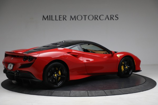 Used 2021 Ferrari F8 Tributo for sale Call for price at Alfa Romeo of Greenwich in Greenwich CT 06830 8