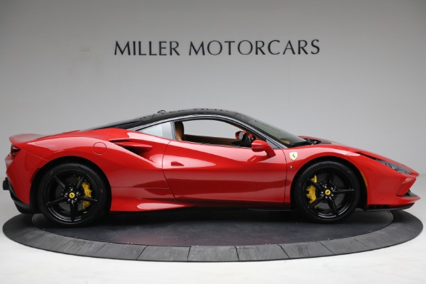 Used 2021 Ferrari F8 Tributo for sale Call for price at Alfa Romeo of Greenwich in Greenwich CT 06830 9