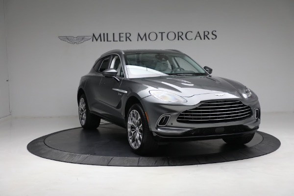Used 2021 Aston Martin DBX for sale Sold at Alfa Romeo of Greenwich in Greenwich CT 06830 10