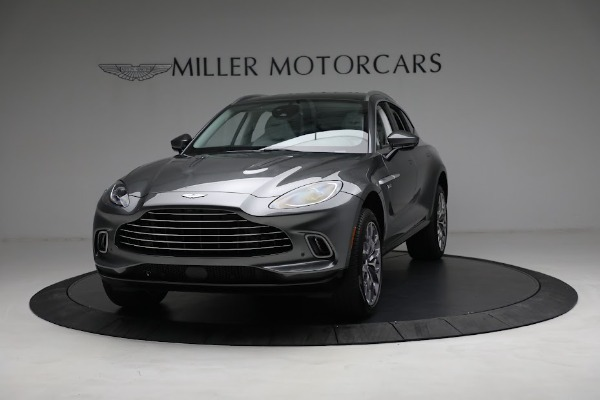 Used 2021 Aston Martin DBX for sale Sold at Alfa Romeo of Greenwich in Greenwich CT 06830 11