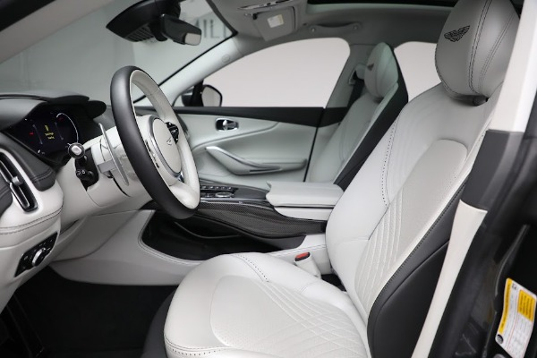 Used 2021 Aston Martin DBX for sale Sold at Alfa Romeo of Greenwich in Greenwich CT 06830 12