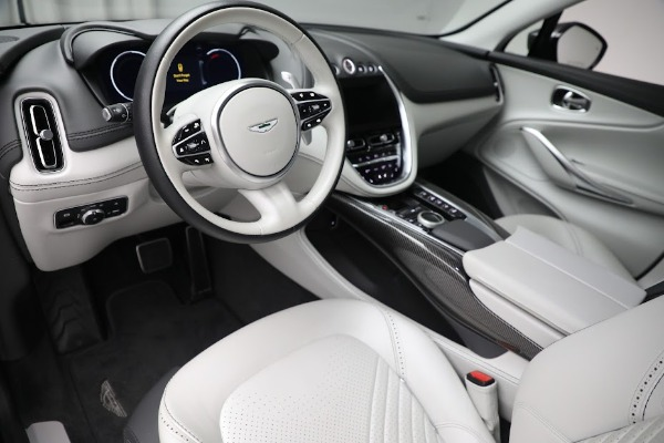 Used 2021 Aston Martin DBX for sale Sold at Alfa Romeo of Greenwich in Greenwich CT 06830 13