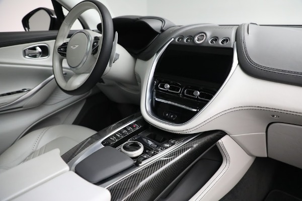 Used 2021 Aston Martin DBX for sale Sold at Alfa Romeo of Greenwich in Greenwich CT 06830 15