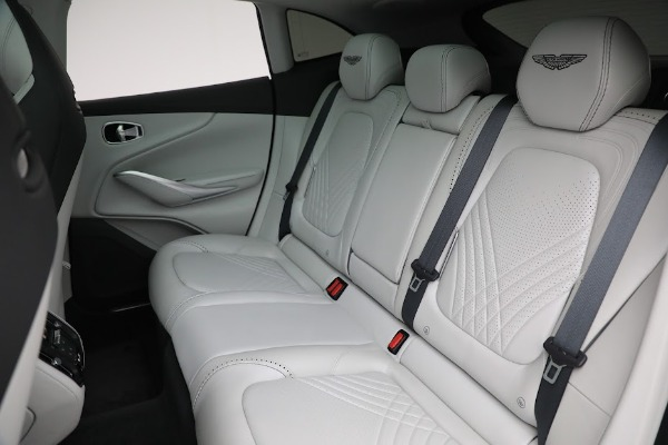 Used 2021 Aston Martin DBX for sale Sold at Alfa Romeo of Greenwich in Greenwich CT 06830 19