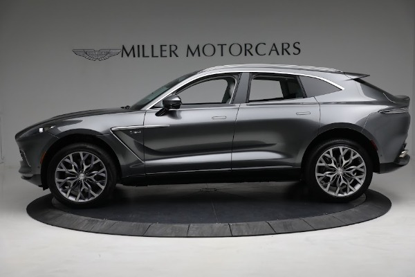 Used 2021 Aston Martin DBX for sale Sold at Alfa Romeo of Greenwich in Greenwich CT 06830 2