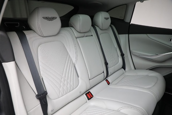 Used 2021 Aston Martin DBX for sale Sold at Alfa Romeo of Greenwich in Greenwich CT 06830 20